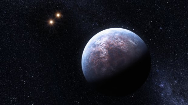 Астрономы обнаружили необычную экзопланету: такого вы не увидите даже в самых лучших голливудских фильмах