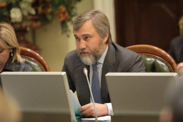 На встрече с Зеленским из парламентариев самым вменяемым был Новинский