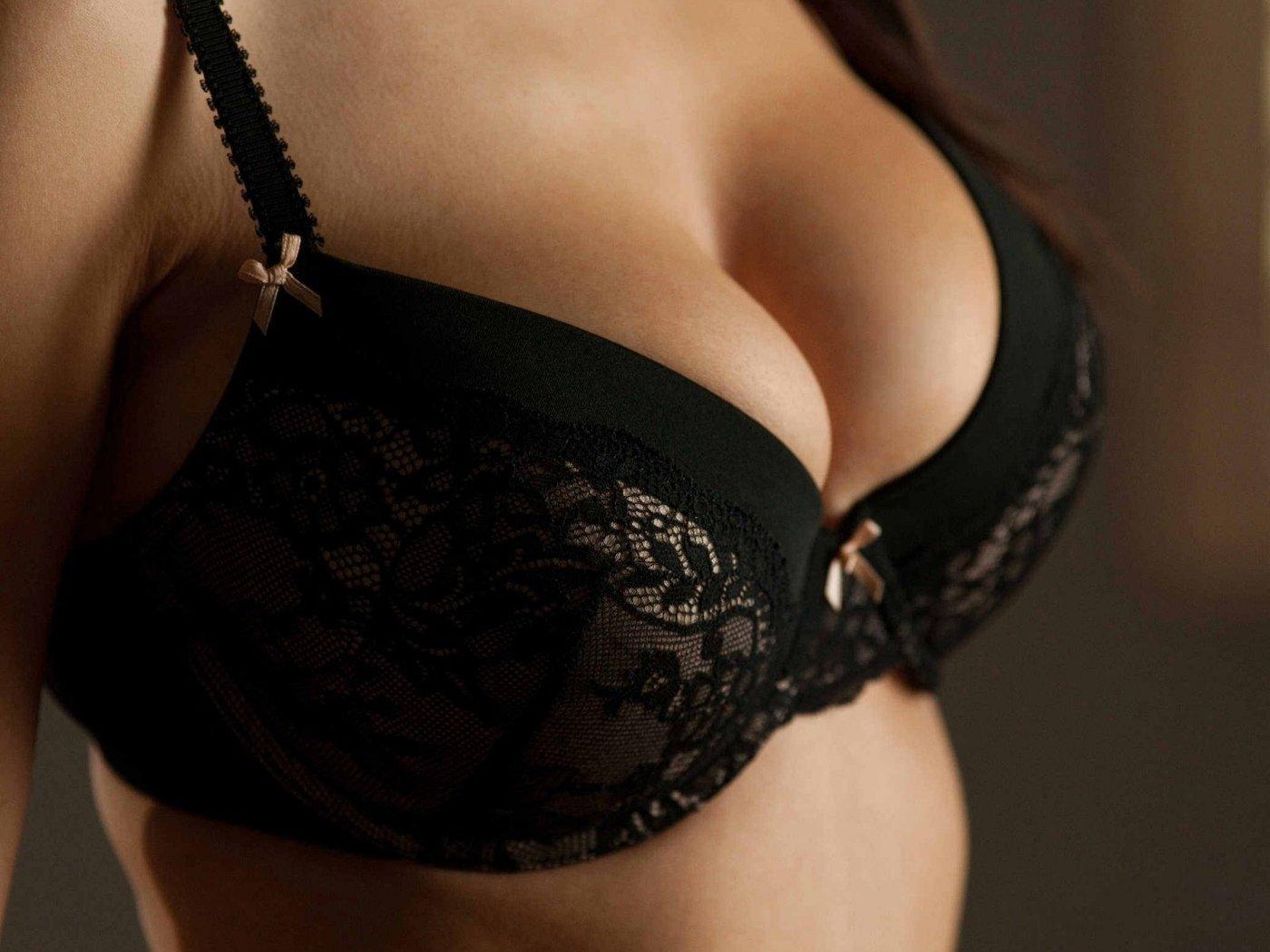 Женская грудь фото картинка
