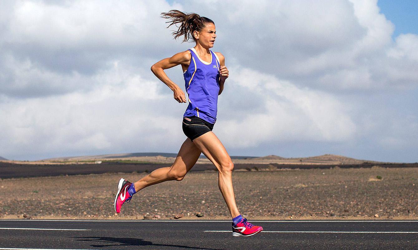 Легкая атлетика помогает похудеть