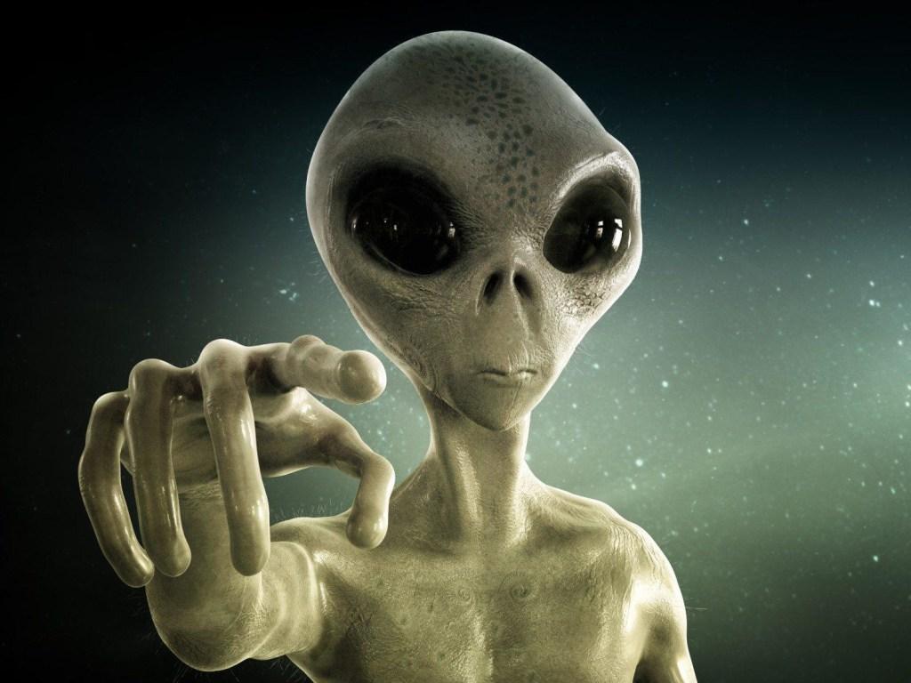 Инопланетянин картинки